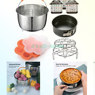 Pressure Cooker Accessories Set, Compatible with Instant Pot 6 and 8 Qt, Incl...
