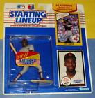 1990 JOE CARTER sole San Diego Padres NM/MINT -FREE s/h- Starting Lineup Indians