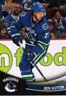 2018-19 Upper Deck Subway Vancouver Canucks Hockey Cards 7