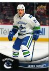 2018-19 Upper Deck Subway Vancouver Canucks Hockey Cards 8
