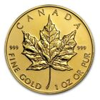 Bank Wire Payment. Canada 1oz Gold Maple Leaf .999 Fine(Random) Lot of 10