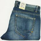 CAMEL ACTIVE MENS NEW MADISON SLIM STRAIGHT FIT VINTAGE JEAN SIZEW36 x L30
