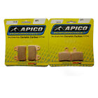 Apico Trials 168 Front & 228 Rear Brake Pads Beta REV 3 125 200 250 270 05-08