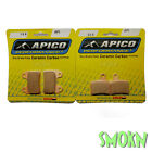 Apico Trials 168 Front & 228 Rear Brake Pads Beta EVO Senior 09-20 - REV 80 2008