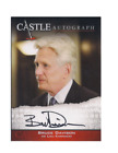2013 Cryptozoic Castle Seasons 1 and 2 Autographs Guide 28