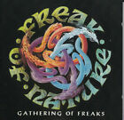 FREAK OF NATURE GATHERING OF FREAKS RARE OOP CD FROM 1994 MUSIC FOR NATIONS