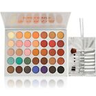 Limited Edition Jaclyn Hill x Morphe 35 Color Eye shadow Palette Makeup Brushes