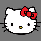 Hello Kitty Vinyl Sticker Car Truck Window Decal Laptop Yeti Different Sizes Usa