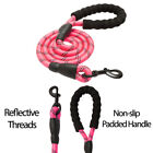 6 FT Dog Leash Heavy duty Reflective Rope for Large Medium Dogs Training Walking