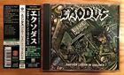 Exodus - Another Lesson In Violence (Original Japan CD w/ OBI) Paul Baloff