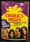 1977 TOPPS CHARLIE'S ANGELS BOX 3rd SERIES UNOPENED WAX BOX 36 PACKS