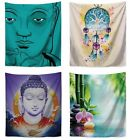 US Seller 4 pieces cool tapestries spirit sun moon native fairy wall hanging