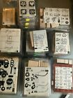 Stampin Up Stamp Sets NEW UNMOUNTED HUGE SELECTION GREAT PRICES