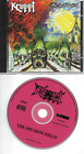 KR´UPPT original CD The spunion field 1996 on Milestone Music