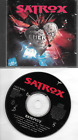 SATROX original CD Energy 1992 on Columbia