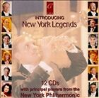 Introducing New York Legends (CD, Feb-1999, Cala Records)