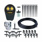 Melnor Vacation Watering Kit Automatic Drip Irrigation System for Indoor Ba