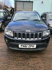 2011 JEEP COMPASSS 20 Limited VERY LIGHT DAMAGED SALVAGE DRIVES 154bhp 2WD
