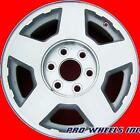 CHEVROLET SILVERADO AVALANCHE TAHOE 17X75 MACHINED SILVER OEM WHEEL RIM 5196