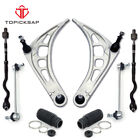 Control Arm Ball Joint Sway Bar Tie Rod Boot Suspension Kit for BMW E46 3 Series