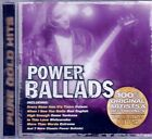 PURE GOLD HITS Power Ballads CD Classic Rock BAD ENGLISH EXTREME WHITESNAKE
