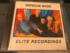 Depeche Mode Elite Recordings Rare Remixes CD Personal Jesus Behind The Wheel