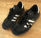 Adidas Sneakers Boys Size 2 Black And White