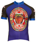 Retro Image Strawberry Cough Cannibis Cycling Jersey Mens New RUNS SMALL bicycle