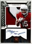 2012 Panini Crown Royale Football Rookie Silhouette Autographs Guide 34