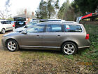 LARGER PHOTOS: VOLVO ESTATE 2008 MODEL IN BRONZE  RED LEATHER TRIM AUT DRIVES WELL MOTED AUTO