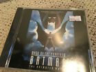 BATMAN ANIMATED SERIES MOVIE MASK OF THE PHANTASM SHIRLEY WALKER CD SOUNDTRACK