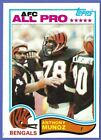 1982 Topps Football Cards 6