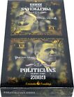 2009 Executive Trading Cards Politicians Factory Sealed Wax Box Obama + LS897