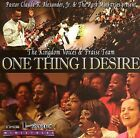 One Thing I Desire by Kingdom Voices (CD, Aug-2006, Jordan Entertainment Group)