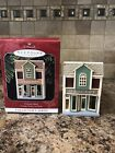 Hallmark 1998 Nostalgic Houses and Shops GROCERY STORE 15th In Series Ornament