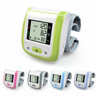 FDA Approved Automatic Digital Wrist Blood Pressure Monitor Home Medical Care US