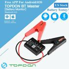 Car Battery Tester 12v Bluetooth Monitor Wireless Cranking Test Cranking Test Us