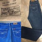 Vintage Lee Riders High Waist Jeans Union MADE IN USA Sz 14 31 Waist