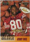 1993 STADIUM CLUB MEMBERS ONLY JERRY RICE AUTOGRAPH ONLY IN FAC SET DEAD MINT