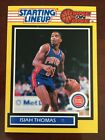 1989 Starting Lineup Card - Isiah Thomas - One on One