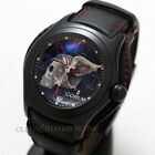 Corum Bubble Night Flyer Limited Edition 082.150.45 PVD Coated Steel Box Papers