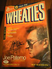 Joe Paterno Memorabilia, Card and Autograph Guide 12