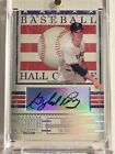 2005 Donruss Signature Series: Gaylord Perry HOF Master Series Auto #7 25