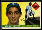 10 Best 1950s Baseball Rookie Cards 16