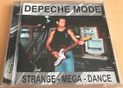 Depeche Mode Strange Mega Dance Rare Remixes CD Behind The Wheel Strangelove