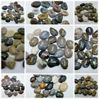 Lot 60pcs Inspirational Word Stones Etched Achieve Believe Dream hope Faith Love