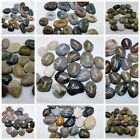 100 pcs Inspirational Word Stones Etched Achieve Believe Breathe Dream hope Love