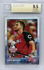 2013 Bowman Chrome Draft Kris Bryant Superfractor Autograph Could Be Yours for $90K 16