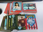 1978 TOPPS SERIES 2 SET 88 SUPERMAN THE MOVIE + III PACK 33 CARDS 1983