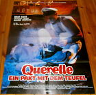 German Movie Poster QUERELLE Rainer Werner Fassbinder Brad Davis GAY LIKE IT